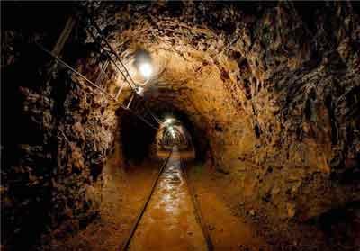 گزارش کار آموزی معدن انگوران (تونل)